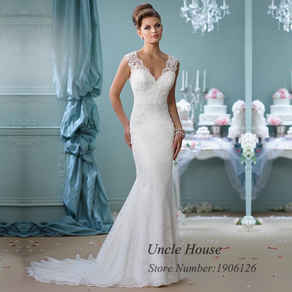 vestidos ajustados boda