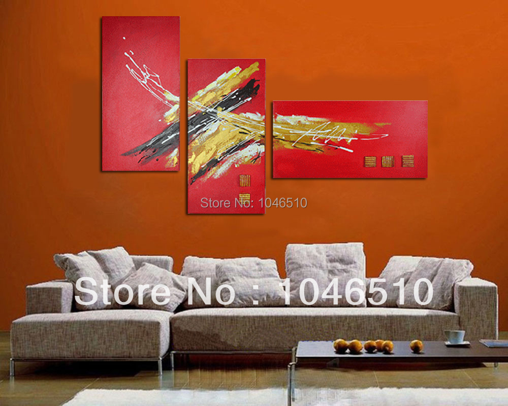 Wall Art Sets For Living Room Art Deco Home Decor Picture More Detailed Picture About High