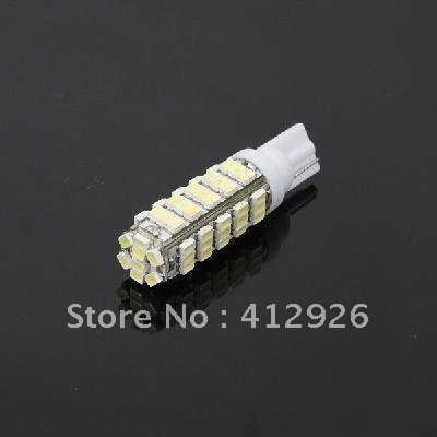 901745-AX-0049  T10 3068 Bulb Wedge Car 68-LED SMD White Light New  free shipping
