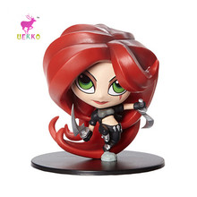 UEKKO Brand hot Game anime figure PVC doll toy LOL Katarina action Model For Collection / Gift Original Box free shipping