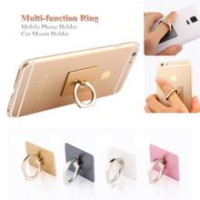 Universal Mobile Phone Holder Clasp Case Cover Stand Ring Car Mount Stent ZTE Blade V2 V7 Lite V5Max V5Pro L2 L3 L4 L5 - Togood Outlet Store store