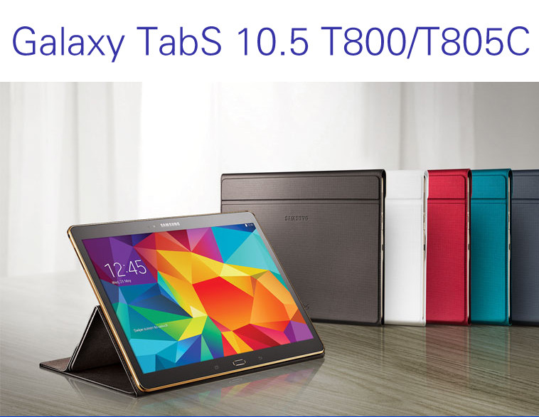 Original Business Case for Samsung Galaxy Tab S 10 5 T800 T805 Business Stand Tablet Leather