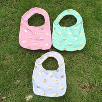 RANDOM DELIVERY ONLY PLS 2014 Hot Sale Cotton Baby Bib Infant Saliva Towels With Different Model free shipping