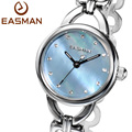 EASMAN Brands Ladies Watches Bracelet Band Mother of Pearl Dial Sapphire Glass Women Watch Gift Watches