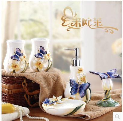 bathroom products resin bathroom accessories para banheiro banyo set bathroom sets bath pratos cabideiro produtos de banheiro(China (Mainland))