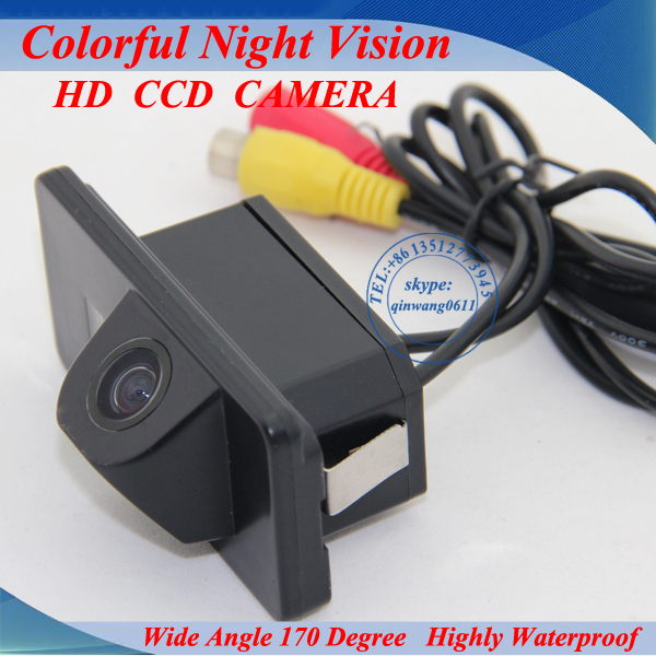 100% Quality FREE SHIPPING!Car Rear View Reverse backup Camera for BMW E39/E46/E90/E53/3 SERIES/5 SERIES with night vision(China (Mainland))