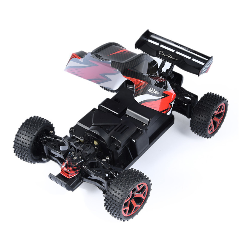Hot 333-GS06B RC Car 2.4G 20KM/H High Speed Remote Control Electric Road Vehicle Model Dune Buggy Model Children Model Toy