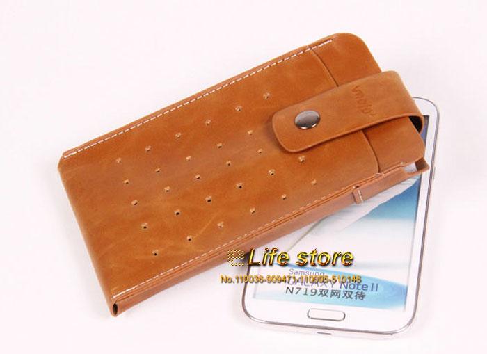 Universal Man Belt Clip Phone Case Luxury Leather ZTE Nubia Prague S,ZTE Blade V7 Lite,ZTE  -  Elife Kimi store