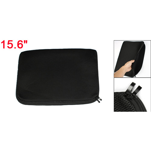 15 15 4 15 6 inch Black Mesh Notebook Laptop Sleeve Bag Case for HP Pavilion
