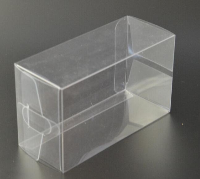 Size:5*8*13cm, small plastic boxes wholesale , clear pvc ...