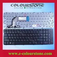 Бесплатная доставка русский клавиатура ноутбука для HP павильон 15 15 т 15-n 15-e 15-E000 15-N000 15-n100 15t-e000 15t-n100 RU черный
