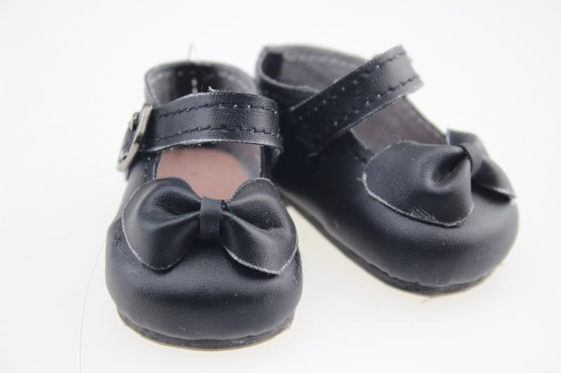 New Arrival Black 18 Inch Doll Shoes fit for American Girl Doll, Journey Girl doll, Our Generation, Girl Best Birthday Gift(China (Mainland))
