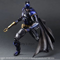 Bat Man PlayArts Kai Action Figures Arkham Knight 270mm PVC Anime Model Toys Batman Play Arts