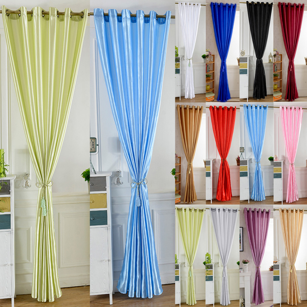 Bright Colored Curtains Bright Colored Curtains Solid