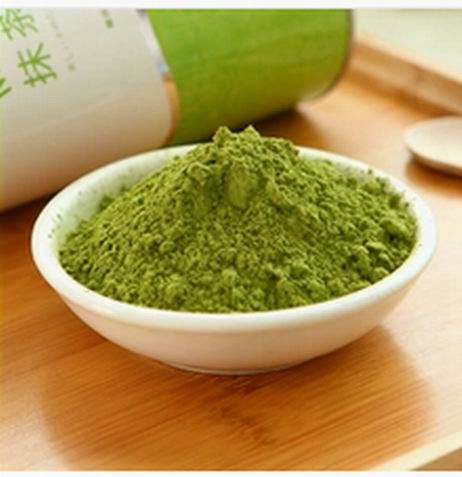 250g pure natural green tea powder baking powder yield tea for Mask cooky ice cream cake