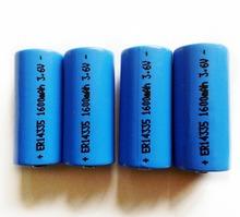 5 шт. / lot 2/3 aa аккумулятор 3,6 V er14335 1.6Ah PLT аккумулятор