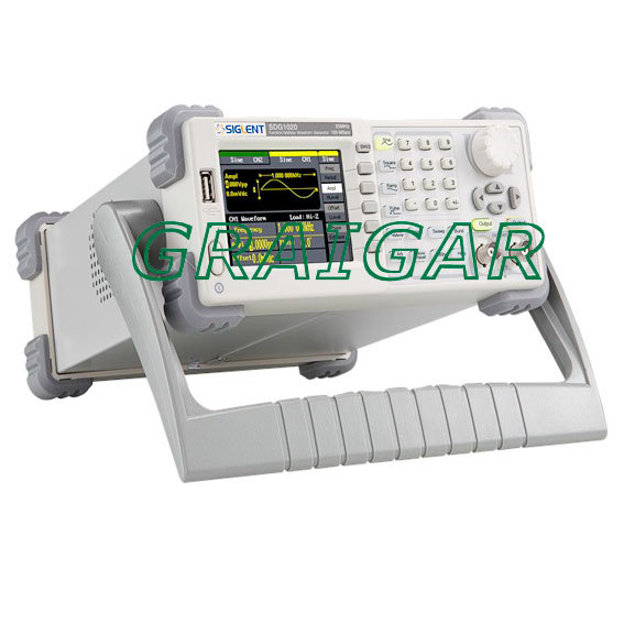 The latest version  ARRIVAL SDG1020 Siglent Arbitrary Signal Function Generator 20M 125 MSa/s Dual Channel<br><br>Aliexpress