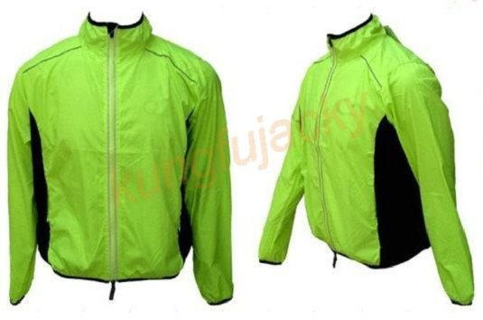 2015 New Cycling Rainproof Jacket Bicycle Rain Coat Windproof Jersey Size M-XXL(China (Mainland))