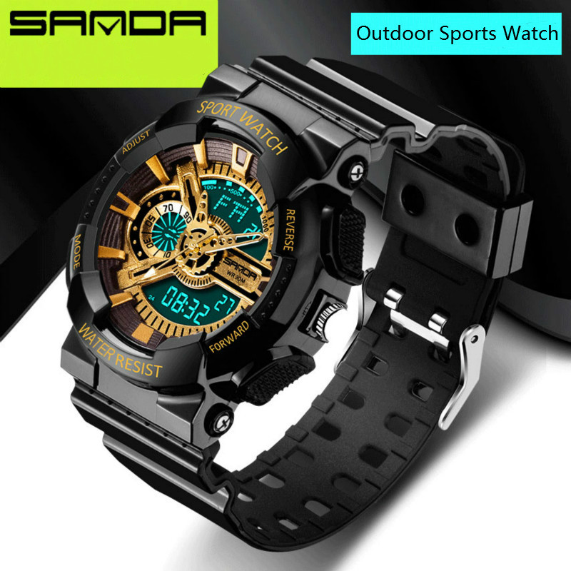 Watch g shock protection