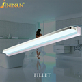 New Simple Bathroom Mirror Light LED Wall Lamp Stainless Steel Acrylic Lamps Lights Indoor Lighting Fixtures