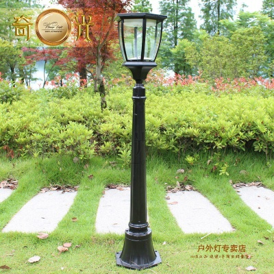Lamparas solares exterior aluminum led solar pathway light for 12v garden lights