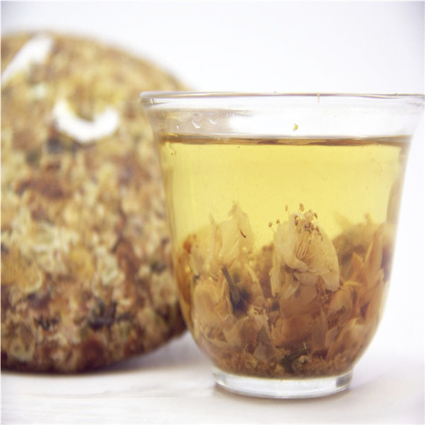 Chinese 200g Jasmine Flower Tea Raw Organic Tea Health Care Jasminum Sambac Dried FlowersTea Skin Beauty