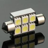 Лампы для мотоциклов 2 X CANBUS 6 5050 SMD 36 DC 12V