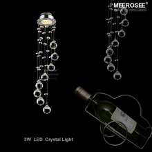 Mini Modern Crystal Ceiling Light Fixture Spiral Crystal Lamp Crystal lustre Light fitting LED for Aisle Hallway Porch Staircase(China (Mainland))