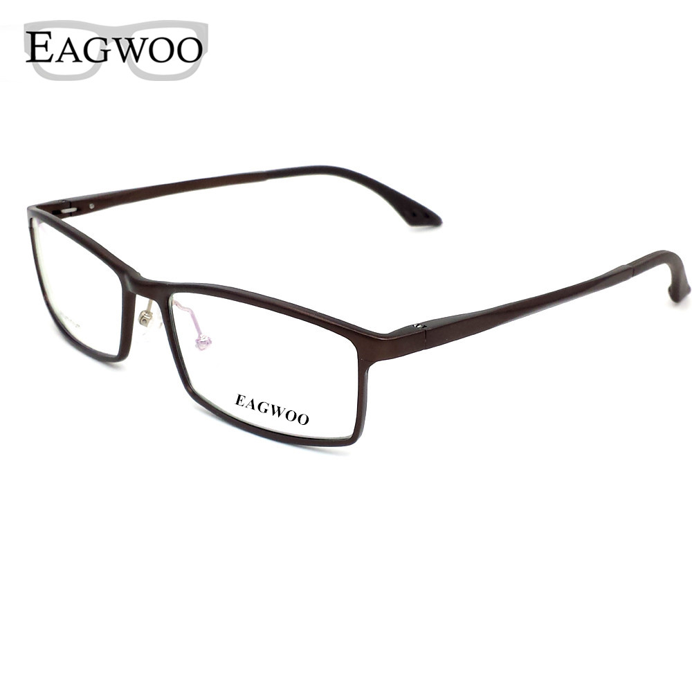eagwoo aluminum optical frame prescription
