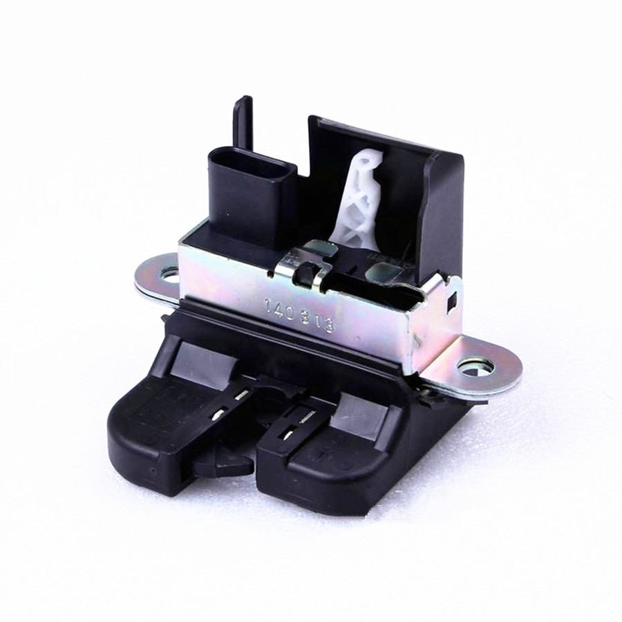 Trunk Lock Block Rear Trunk Lid Lock Latch For 2009-2013 Vw GTI 6 MK6 Golf MKVI 5K0 827 505(China (Mainland))