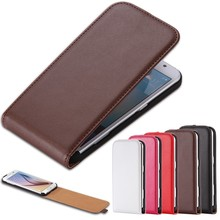 DR.CASE S4mini Luxury Real Genuine Leather Case For Samsung Galaxy S3 S4 mini S5 S6 S7 Edge Note 3 4 Retro Flip Cover Case Shell(China (Mainland))