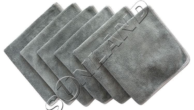 Салфетка для уборки Sunland 100 12 x 12 , 30cmx30cm