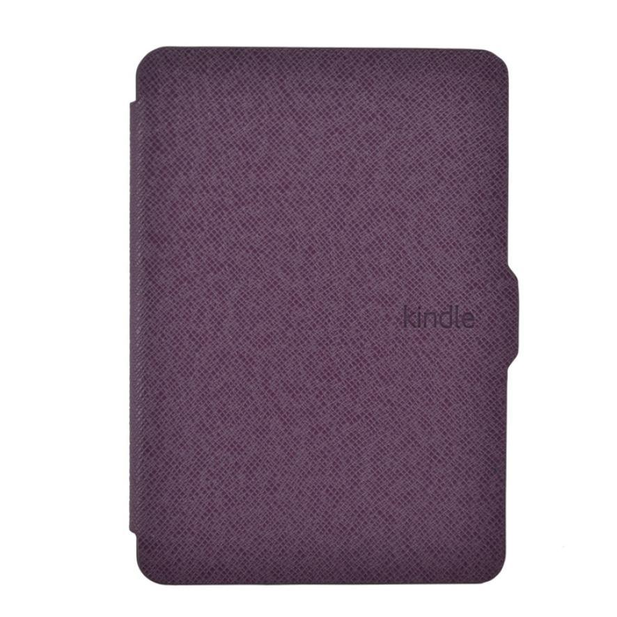 New Luxury Elegant Smart Ultra slim Pu leather case cover for Amazon Kindle Paper 10 color For Kindle Paperwhite+Screen film<br><br>Aliexpress