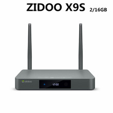 Buy ZIDOO X9S smart android tv box Realtek RTD1295 iptv Quad Core 2G/16G HDMI OUT/IN KODI Smart TV Media Player DHL free for $149.00 in AliExpress store