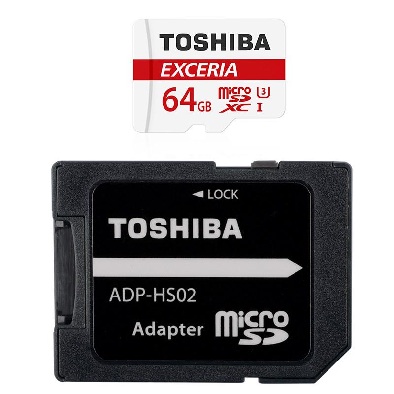 TOSHIBA Memory Card 128GB 64GB 32GB UHS-3 Max Read Speed 90M/s 16GB micro sd card Class10 UHS-1 flash card Memory Microsd