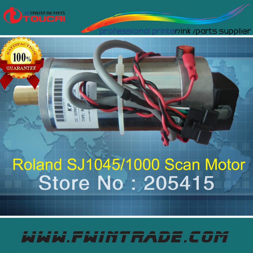 eco solvent printer spare parts roland XJ-740 printer servo motor(China (Mainland))