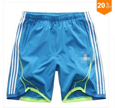 new 2014 Men football soccer shorts men tennis ball shorts breathable quick dry soccer shorts(China (Mainland))
