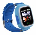 Original Q90 Touch Screen WIFI Positioning Children GPS watch SOS Call Location Finder Device Tracker Kid