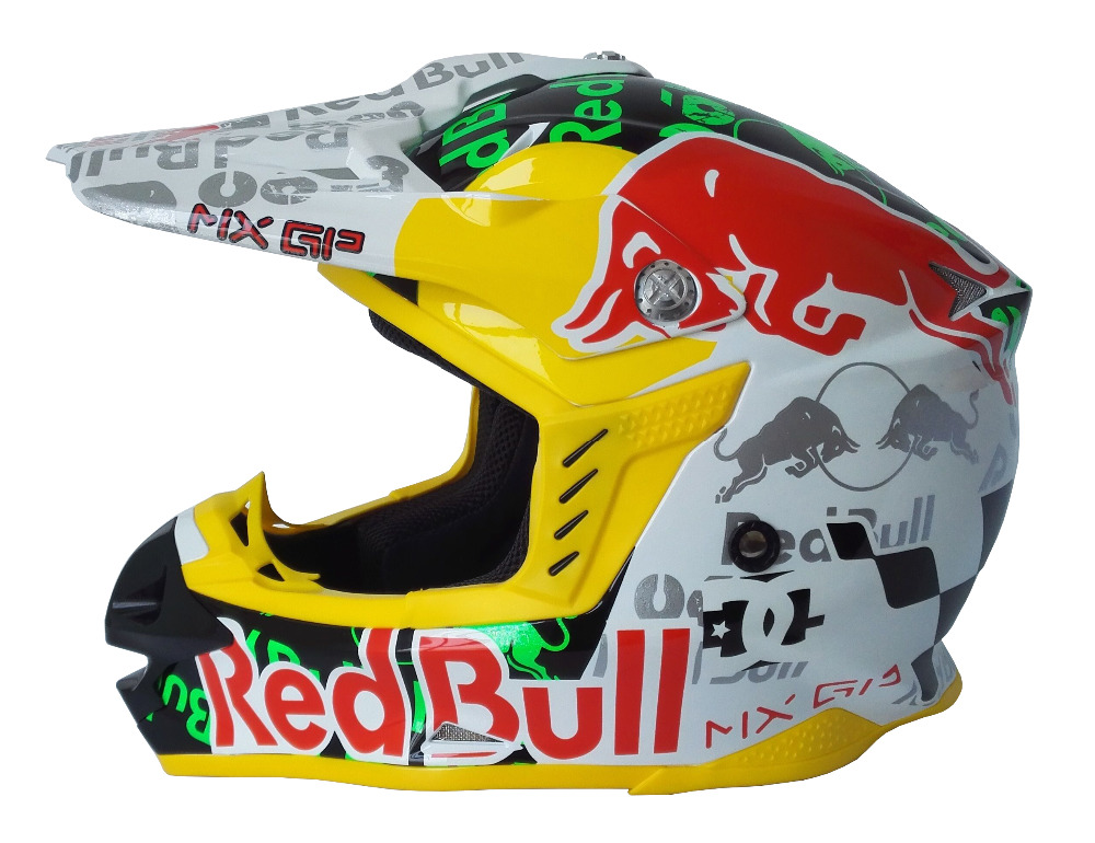 2016 Professional Motocross Helmet Motorcycle Capacete Casco Red/blue/Yellow Protection Headgear(China (Mainland))