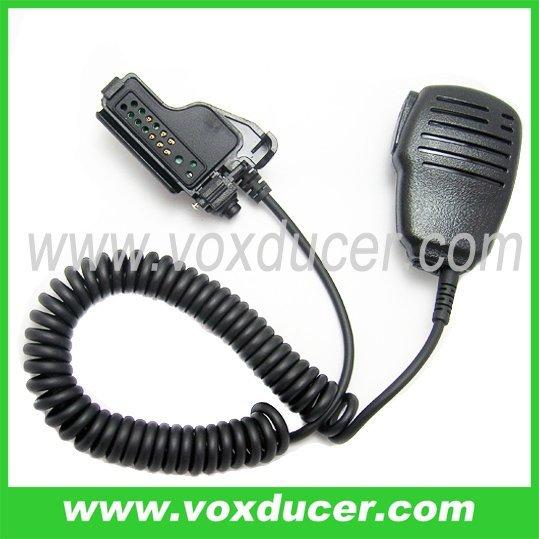 Speaker microphone for EF Johnson two way radio 5100 5700 series 511X 512X 518X