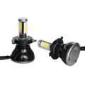 cars lamp LEDs 80W 8000lm set H1 H3 H4 led H7 H11 H13 9005 9006 9004
