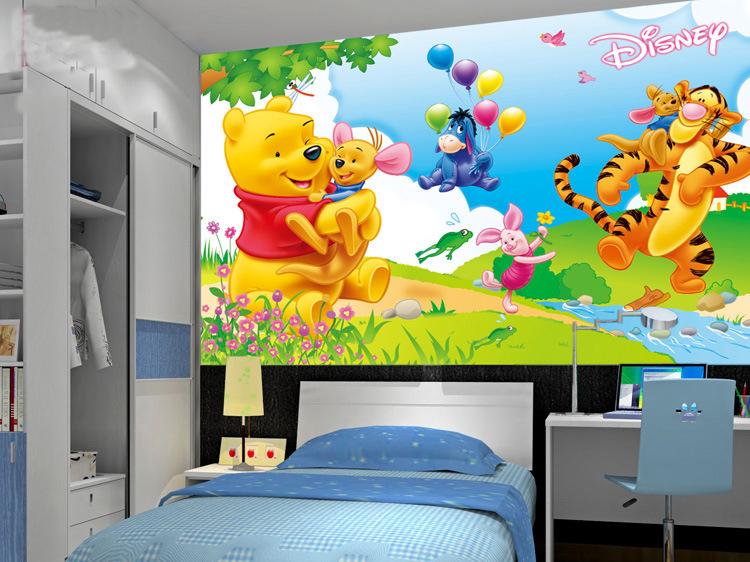 Online kopen wholesale winnie pooh beddengoed uit china winnie pooh beddengoed groothandel for Kamer decoratie meisje