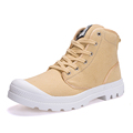 GILAUGH Women Canvas Boots Casual Fashion Shoes Spring and Autumn Women Boots Size 36 47