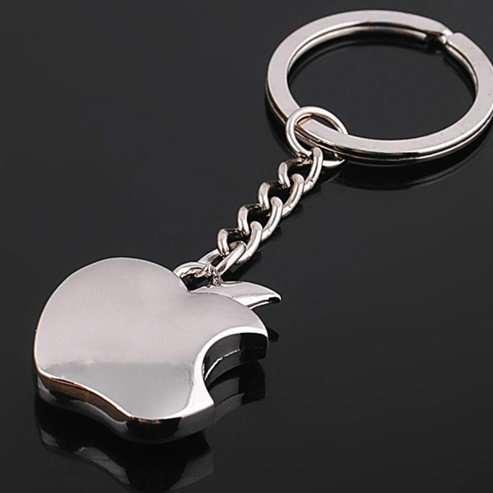 Wholesale Creative Products Apple Keychain Price Apple Novelty key Promotional Keychain With Free Gifts For Christmas(China (Mainland))
