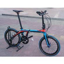 "JAVA Aero 451 TORAY T1000 Carbon 20S Folding Mini Velo Bike 20"" 1 1/8"" Minivelo BIke Urban Commuter Bike Caliper Brakes(China (Mainland))"