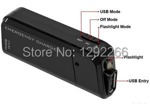 AA Battery Travel USB External Emergency Charger For iPhone 4G 3G 3GS iPod #8136 q7Bu(China (Mainland))