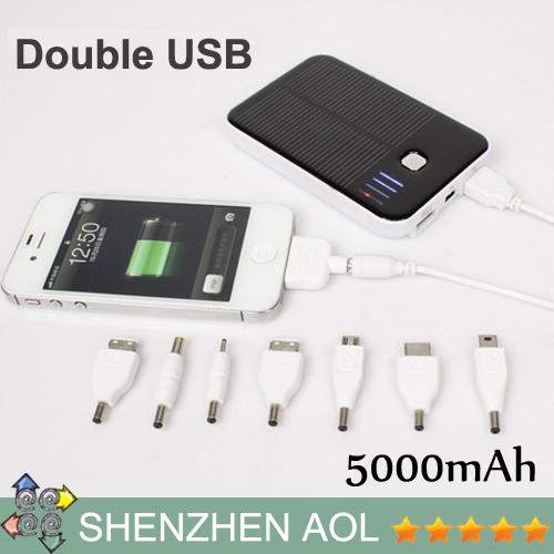 Панель солнечных батарей AOL 1 5000mAh USB tablet pc SP002 панель солнечных батарей jk 6 3 5w usb aba47