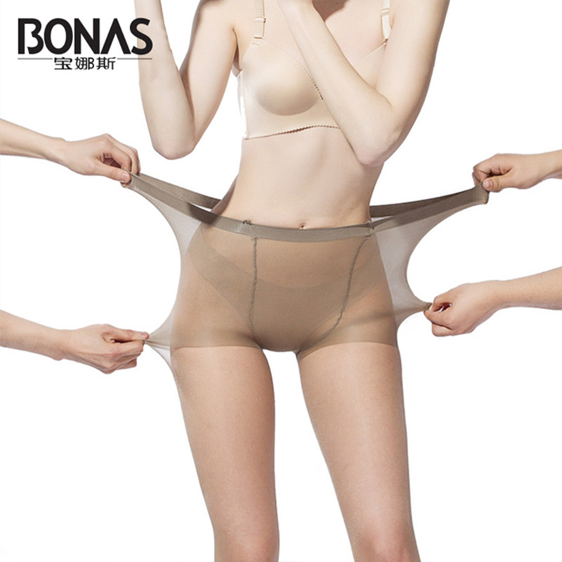 Sexy Women Fashion Tights BONAS Seamless Pantyhose Panties Tops Tights Collant Transparent High Elasticity Women'S Stockings(China (Mainland))