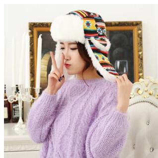 Мужская шапка-ушанка TM QA12 футболка 1703 как у окси