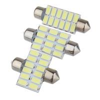 Источник света для авто CANBUS 5630 5730 SMD C5W 6418 6 SMD 31 36 39 42